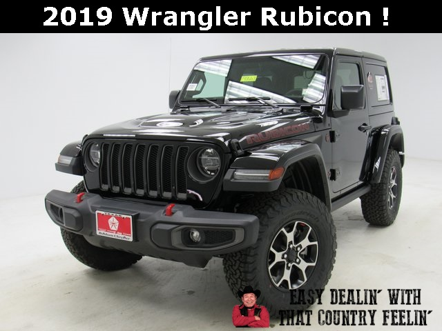 2019 Jeep Wrangler: News, Design, Equippment >> New 2019 Jeep Wrangler Rubicon 4x4