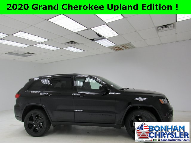 New 2020 JEEP Grand Cherokee Upland Edition