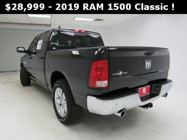 Pre-Owned 2019 Dodge Ram 1500 Classic Lone Star