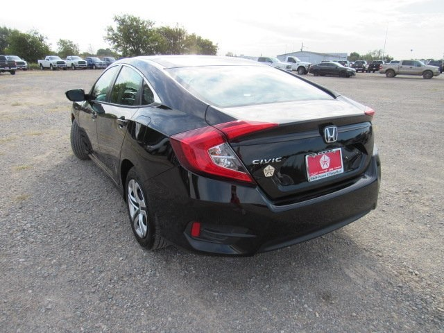 Pre-Owned 2018 Honda Civic LX