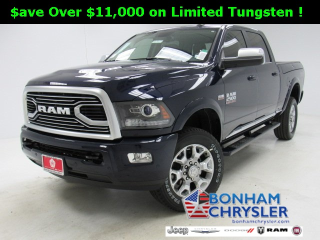 New 2018 RAM 2500 Limited Longhorn