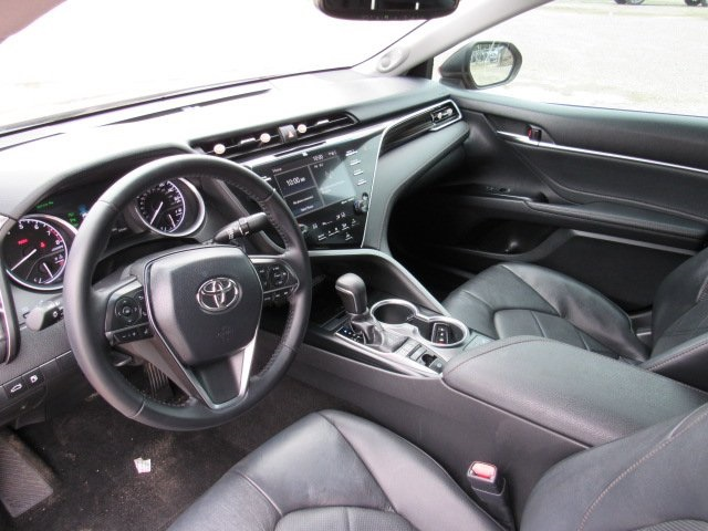 Pre-Owned 2018 Toyota Camry XLE