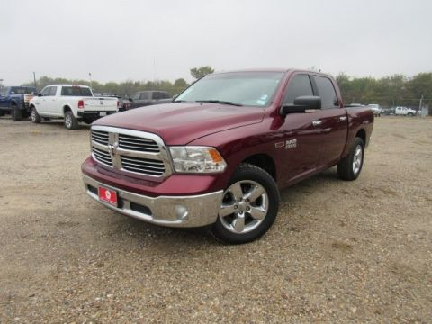 Pre-Owned 2017 Dodge Ram 1500 Lone Star