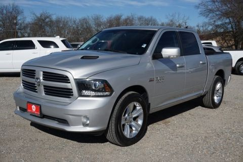 Pre-Owned 2016 Dodge Ram 1500 Sport
