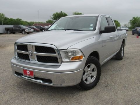 Pre-Owned 2009 Dodge Ram 1500 Lone Star