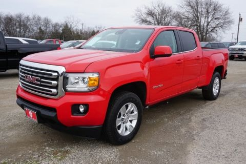 Used Gmc Canyon Bonham Tx