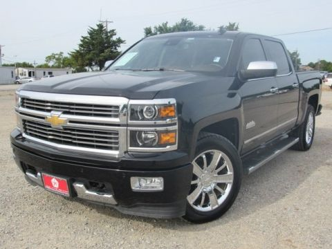 Pre-Owned 2015 Chevrolet Silverado 1500 High Country