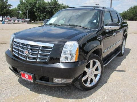 Pre-Owned 2008 Cadillac Escalade EXT Base